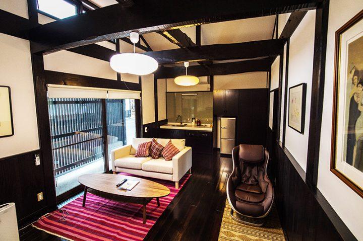 旅籠屋丸一新客室